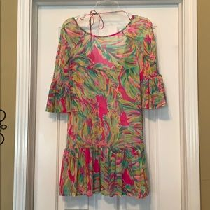 Lilly Pulitzer ALFRESCO cover up